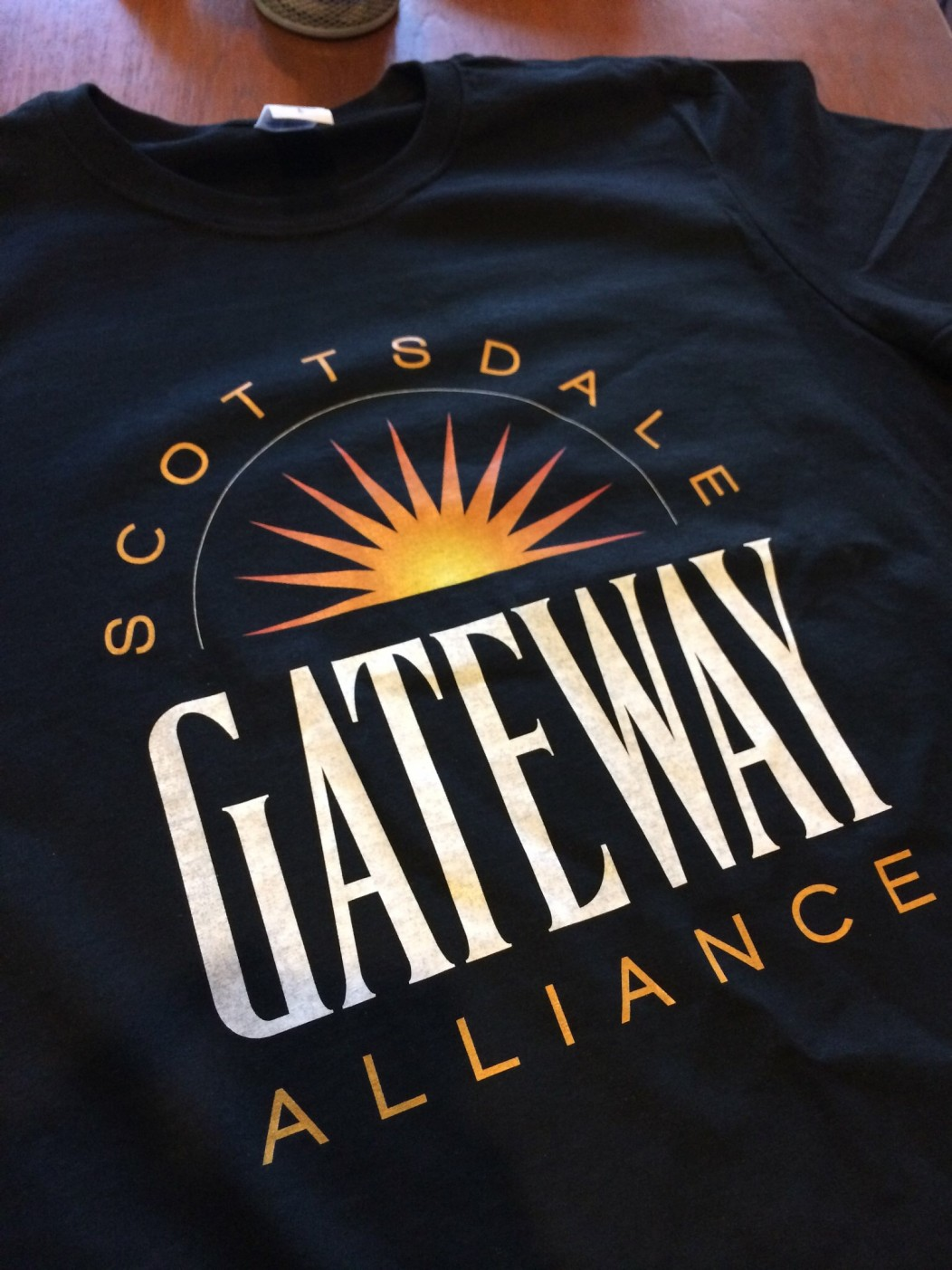 Scottsdale Gateway Alliance Direct To Garment Full Color T Shirt