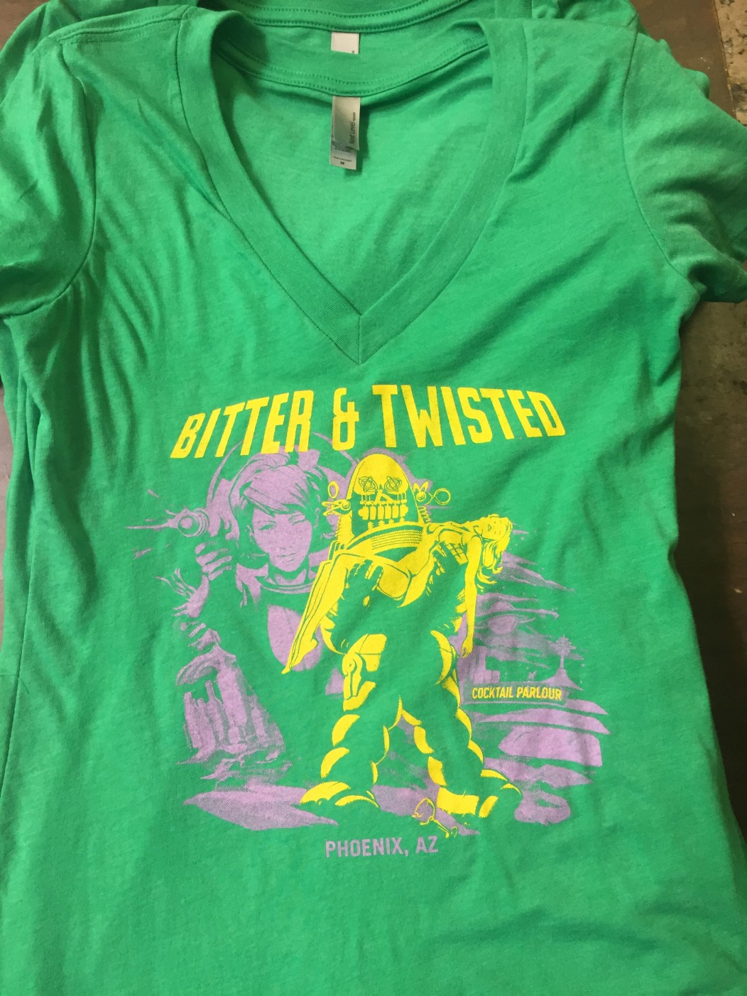 Bitter And Twister Shirt T Shirt Screen Printing Think Printing